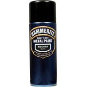HAMMERITE SMOOTHRITE AERO BLACK 400ML