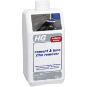 HG CEMENT & LIME FILM REMOVER - NATURAL STONE 1L