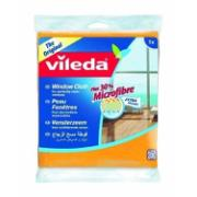 VILEDA WINDOW CLOTH PACKED