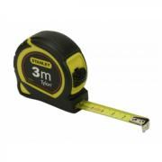 STANLEY TAPE MEASURE TYLON 3 METERS 0-30-687