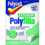 POLYCELL  WEATHERPROOF POLYFILLA EXT