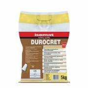 ISOMAT DUROCRET POLYMER-MODIFIED CEMENT MORTAL GREY 5KG