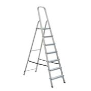 ALUMINIUM LADDER TRESTLE 6+1 STEPS