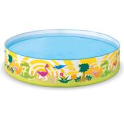 BESTWAY AMAZON FILL FUN POOL (MULTICOLOUR) (244 X 46CM)