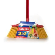 VILEDA BROOM 2 IN 1 OUTDOOR
