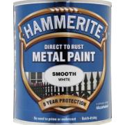 HAMMERITE SMOOTH WHITE 2.5Ltr