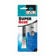 BISON SUPER GLUE GEL 3GR