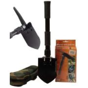 SHOVEL & PICK KIT IN POUCH