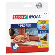 TESA MOLL P 6M 2-5mm BROWN