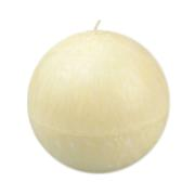 STUDIO HOUSE WIN CANDLE BEIGE BALL 8CM (VANILLA)