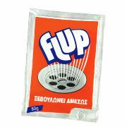 FLUP DRAIN OPENER POWDER HOT WATER 80GR