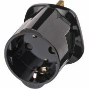 BRENNENSTUHL TRAVEL ADAPTER EARTHED/GB