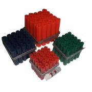 ELTECH ROWBLUX RED 6x25 25pcs
