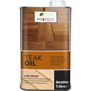 BARRETTINE TEAK OIL 1LT