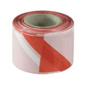 COMBY BARRIER TAPE WHITE/RED 2
