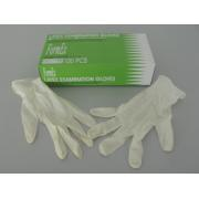 FORMEX DISPOSABLE GLOVES SMALL/100PCS