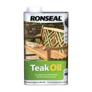 RONSEAL® TEAK OIL CLEAR 1L