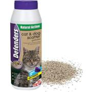 DEFENDERS CAT & DOG SCATTER GRANULES 450G