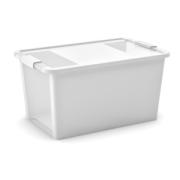 KIS BI BOX L WHITE 40L