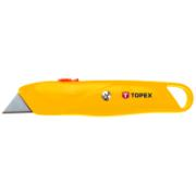 TOPEX UTILITY KNIFE WITH RED