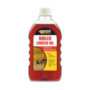 EVER BUILD BOILED LINSEED OIL 500ML