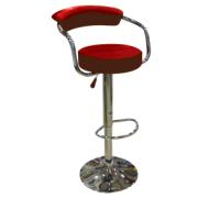 TITOS BAR STOOL CHAIR RED