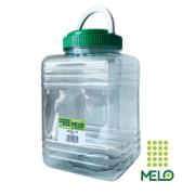 PLASTIC JAR WITH HANDLE 5L