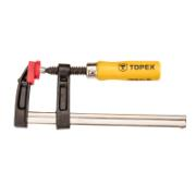 TOPEX F-CLAMP 50X250MM TUV/GS