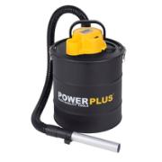 POWERPLUS ASH CLEANER 1200W 20L
