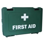 AQUARIUS FIRST AID KIT GREEN