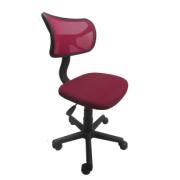 BEE MESH OFFICE CHAIR RED