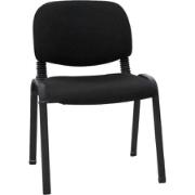 DAISY VISITOR CHAIR BLACK