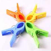 BEACH TOWEL PEGS 4PCS