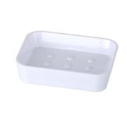 WENKO CANDY SOAP DISH WHITE