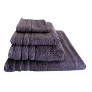 HAND TOWEL ANTHRACITE FLUFFY 30X30 5