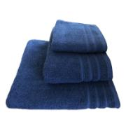FACE TOWEL BLUE FLUFFY 48X85 500
