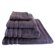 FACE TOWEL ANTHRACITE FLUFFY 48X85 5