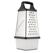 NAVA STAINLESS STEEL GRATER STORAGE BOWL