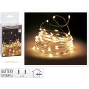 XMAS SILVERWIRE 40LED WW BO