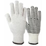 ELTRECH COTTON GLOVES 10 DOTS CE SIZE