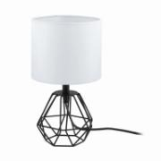 EGLO 'CARLTON 2' TABLE LAMP 1xE14