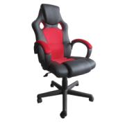 MAX GAMING CHAIR BLACK-RED