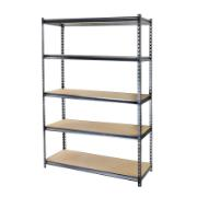 5 LAYERS SHELF 121X46X183 CM