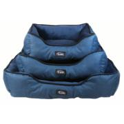 SHC DOG BED 50X40X18 BLUE