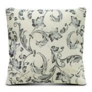 CUSHION ORNAMEN 45X45 GREY