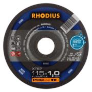RHODIUS XT67 CUT OFF METAL 115 × 1.0 × 22.23MM