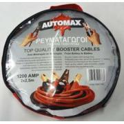 AUTOMAX BOOSTER CABLES 1200AMP