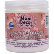 MAXI DÉCOR PAPER TOWEL GLUE 250ML