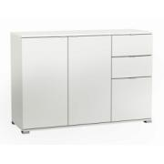 CHEST 2+1 DRAWERS 2- PERFECT WHITE