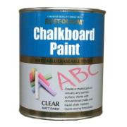 POLYVINE 750ML CLEAR CHALKBOARD PAINT